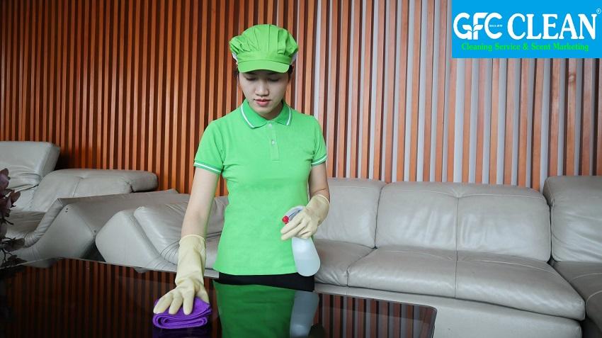 Vệ sinh công nghiệp Bắc Giang - GFC CLEAN