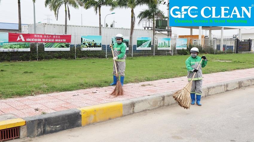 Dịch vụ vệ sinh công nghiệp Yên Bái